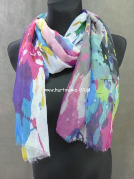 Women's scarf 6007M (EK07.03)